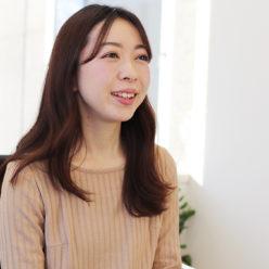 鬼塚映里さん 28歳