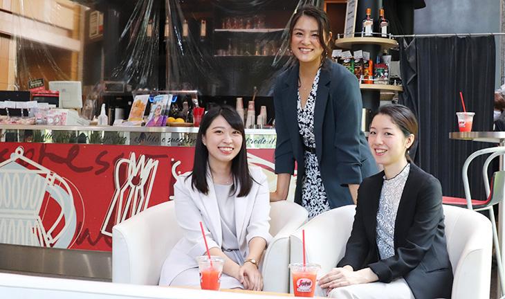 営業職のTwitter活用法、3つのアカウントから考察! ー営業女子のSNS活用座談会(前編)ー