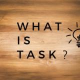 【ビジネス用語】「タスク」とは何を表すか?