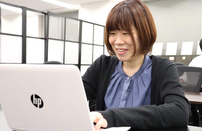 IT未経験の不安は、エンジニア体験会に参加して解消されました。/大町佳子の写真