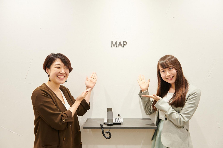 「IBASHO」に掲載されました 株式会社MAP